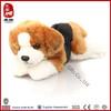 ICTI Sedex WCA SA800 toy manufacter realistic plush dog stuffed toy