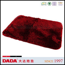 hot sale shaggy red carpet