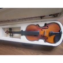 Handmade estudante Violino com o caso