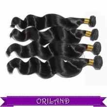 Top Selling Kanekalon Heat Resistant Fiber hair extension Body Wave on Wholesale