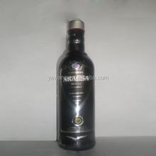 alcoholic beverage glass bottle for vodka