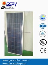 New products, Top quality and best price Poly 130W solar panel 12v battery charger with best price