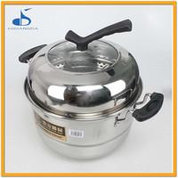 Stainless Steel Food Idli Steamer Pots