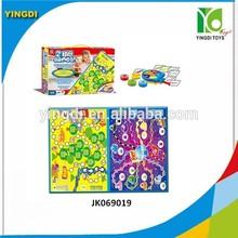 2 1 en tablero de ajedrez, los niños de educación juguetesdeplástico jk069019