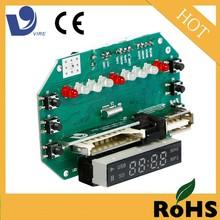 usb mp3 player circuit board