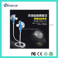 Bluetooth V4.1 Wireless Sports Headphone Mic Bluetooth Stereo EarphoneS for All Smart phone