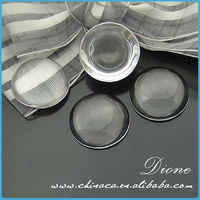 Loose flatback glass cabochons!! Round clear glass cabochons dome beads!! Jewelry wholesales glass cabochons!! Active Stock!! !!