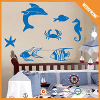 Newest pretty natural dolphin wall decor