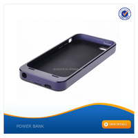 AWC076 For Iphone 5 Power Bank Case 2200mAh