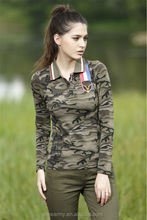 Wholesale china factory polo shirt for women