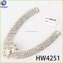 Hw4251 renqing fábrica de sapatos shoe collection fechos sapato jewel
