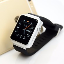 2015 Shenzhen 1.54 Inch IPS MTK6572AX Android 4.4 Smart Watch 3G Phone Call GPS Bluetooth K8