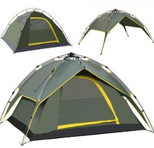 High quality automatic open tent / camping tent / Folding Camping Tent