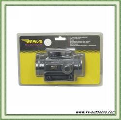 1x40 Tactical gear air rifle scope /Airsoft gun riflescope for hunting shooting