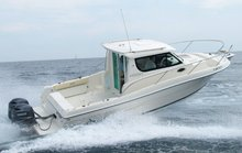 32WA fishing boat