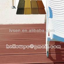 Color stability idea garden board floor