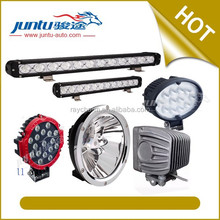 "7"" 60w 3500lm 9-32V DC 2.1A@12V 1.5A@24V IP67 Waterproof 12*5w Led car accessories"