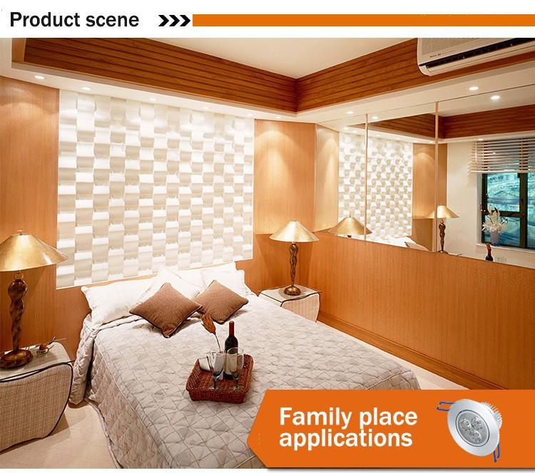 5pcs 9W 12W 15W 21W 27W 36W התקרה downlight LED מנורה שקועה ארון קיר הנורה 85V-265V הביתה הסלון תאורה