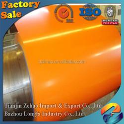 building material/construction/zinc caoted/PPGI pre-painted galvanized GI steel coil Aluzinc AZ sheet
