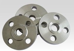 Ansi B16.5 Forged A182 F22 Alloy Steel pad flange standard