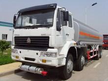 China la oferta caliente venta de camion cisterna