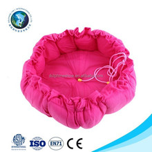 LOW MOQ cheap cost Soft toy fancy pet bed cat bed