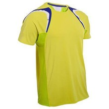 Wholesale Customized Sweat-Absorb Quick Dry Cycling clothing sports T shirt