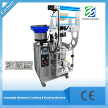 Fast Speed Automatic packaging machine for hardware and electric parts