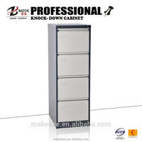 Wholesale furniture metal vertical filing cabinet / index card file cabinet