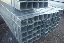 Vendita calda pre- galvanizzato tubo quadrato