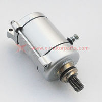 11 teeth starter motor for water cooled 200cc-250 CC ATV and dirt bike