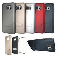 2015 New Hot Selling Kickstand Combo Shockproof Cover Case For Samsung Galaxy Note 5 ,For Galaxy Note 5 Case Cover