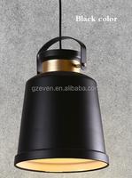 Retro Iron Loft Pendant Lamps Dia 260mm Northern Europe Industry Vintage Edison Pendant Lights For Living Room, Restaurant, Bar