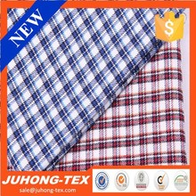 Fashion and beauty yarn dyed check flannel bag fabric design