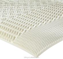 Isotonic 5-Zone Mattress Mattress Topper Queen Firm for Supportive Sleep