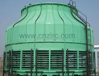 150T Counter-Flow FRP round Cooling Tower