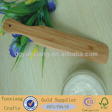 Cosmetic Spatulas bamboo foot paddle for skin care