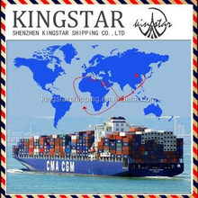 International Sea Logistic From China to SOFIA For Electronic Cigarette