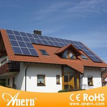 Anern high cost performance price solar power
