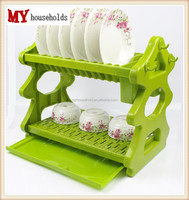hot sale plastic dish rack MYB-151