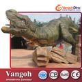 Vg57- de fibra de vidrio real imágenes de dinosaurios
