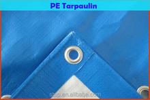 High Tech 100% pure waterproof pe tarpaulin plastic