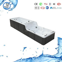 Recreation Massage Function and Acrylic Material swim pool (BG-6613)