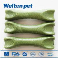 Natural dental care chicken & mint flavor dog training treats