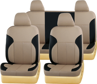2015 Hot selling car accessories PVC seat covers for car