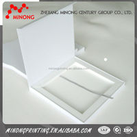 Wholesale OEM cheap paper plain gift boxes to decorate