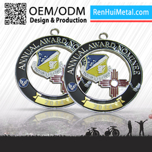 The most modern MOQ 10 custom made medals