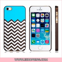 High Quality Wood Grain Protective Case for iPhone 5S