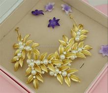 hot sale bulk princess rhinestone crown wedding handcraft golden bridal headband