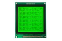 sunlight readable 128x128 STN graphic lcd module display with low power consumption